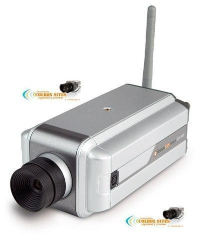 Camara IP Inalambrica Sony